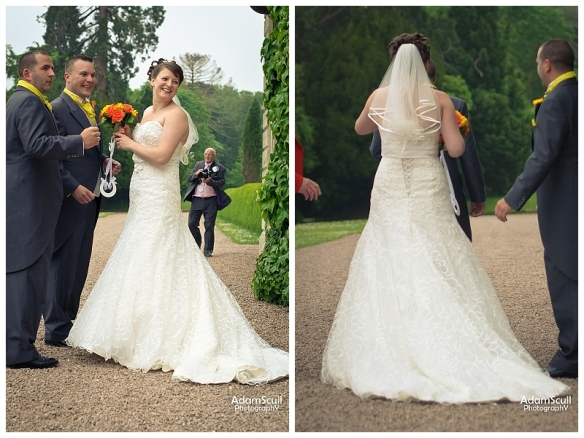 Wedding Dress by Victoria Withers
