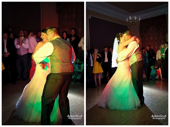 First Dance Wedding Eastwood Park
