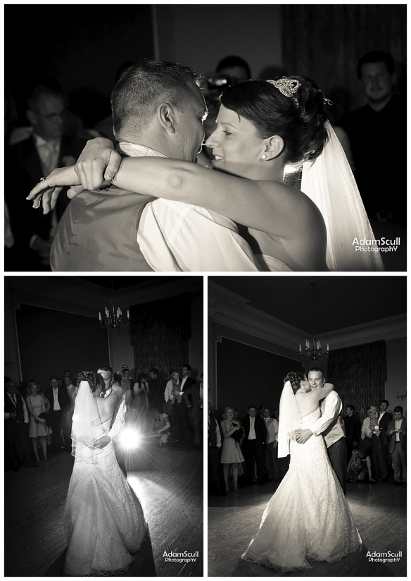 Eastwood Park Wedding First Dance